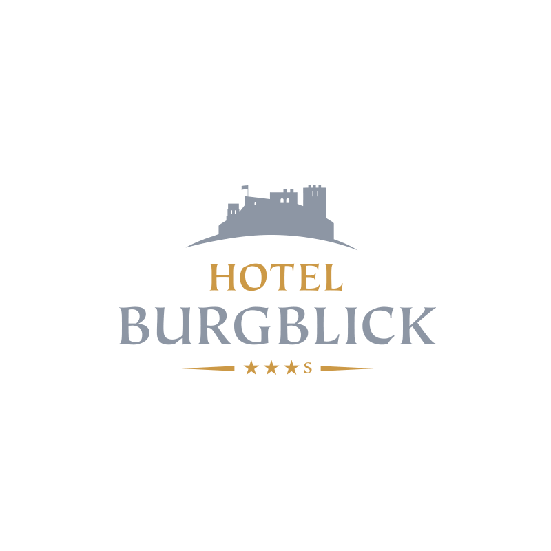 Logo-Design / Corporate Design Hotel Burgblick